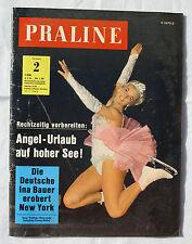 PRALINE 1963 Nr. 2: Die Deutsche Ina Bauer erobert New York