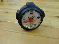 SPEEDWAY GAS CAP WITH GAUGE BRAND NEW KELCH'S NEWEST STYLE  6 INCH GAS CAP