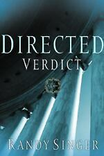 Directed Verdict by Randy D. Singer (2002, Paperback)