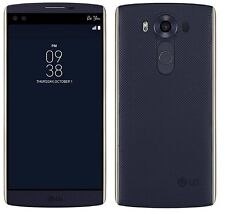 "New Imported LG V10 Duos Dual Sim 64GB 4GB 5.7"" 16MP 5MP Dual Cam Ocean Blue"