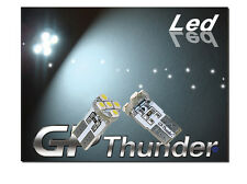 2 Pair GP Thunder 194 168 W5W 2825 LED SMD Light Bulb for Map Dome License Plate