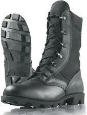 NEW McRae Military Hot Weather Boots Spike Protective Black Jungle 10 R