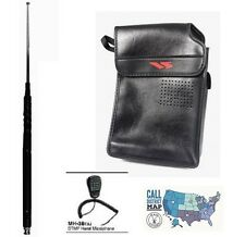 Yaesu FT-817ND Accessory Bundle - Yaesu Soft Carry Case, DTMF Mic, & MFJ Ant. !!