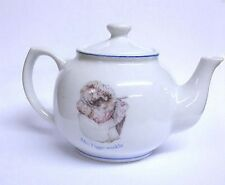 Beatrix Potter Collectable Mini Teapot Mrs Tiggy Winkle New & Sealed