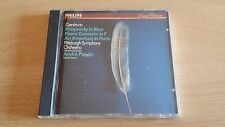 GERSHWIN-RHAPSODY IN BLUE-PIANO CONCERTO IN F-PITTSBURGH SYMPHONY ORCH-PREVIN-CD