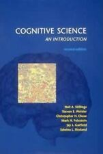 Cognitive Science: An Introduction, Second Edition, Weisler, Steven W., Stilling