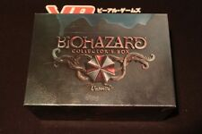 BIOHAZARD COLLECTOR'S BOX 0 1 2 3 CODE GAME CUBE JAP JAPAN RESIDENT EVIL