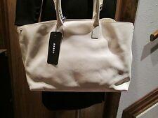 Akris Al Messenger White Leather Handbag