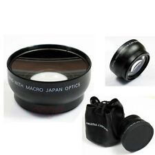 67mm 0.45x Wide Angle & Macro Conversion Lens 0.45x67 for Canon Nikon SLR Camera