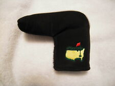 NEW W/OUT TAG--MASTERS BLADE PUTTER HEAD COVER FROM AUGUSTA NATIONAL