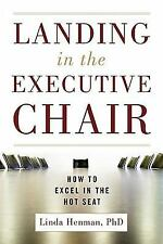2011-05-15, Landing in the Executive Chair: How to Excel in the Hot Seat, Henman