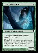 MTG Magic THS - (4x) Agent of Horizons/Agent des horizons, English/VO