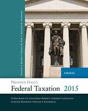 Prentice Hall's Federal Taxation 2015 Individuals by Kenneth E. Anderson,...