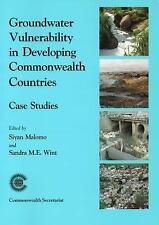 Reducing Groundwater Vulnerability in Developing Commonwealth Countries: Case St