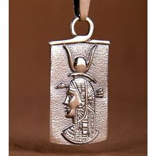 Egyptian Goddess Isis Argento Sterling Ciondolo / Matron of Love MAGIC e medicina
