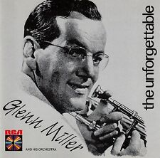GLENN MILLER : THE UNFORGETTABLE GLENN MILLER / CD - TOP-ZUSTAND