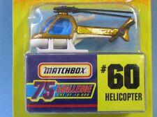 Matchbox Usa cuestión Gold Desafío Helicóptero De Rescate De Juguete Modelo