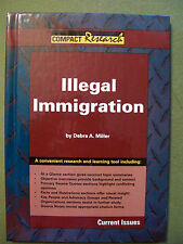 2 BOOKS & VHS - ILLEGAL IMMIGRATION & WELCOME TO AMERICA? & Story of Immigration