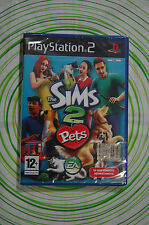 The sims 2 pets ps2 pal NUOVO