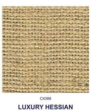 "Luxury Hessian Heavy Duty 100% Jute 54"" Wide Superior Quality £16 For 5metres"
