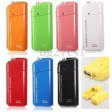 AA BATTERIA POWER BANK BATTERIA ESTERNA USB Per Iphone5 5S Per Galaxy S3 S4 S5