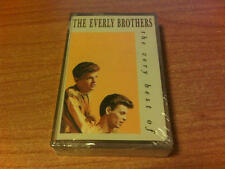 MC K7 THE EVERLY BROTHERS THE VERY BEST OF WEA 7599 27161-4 SEALED ITALY PS MCZ