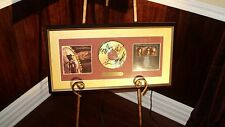 SLAUGHTER - AUTOGRAPHED / SIGNED STICK IT TO YA CD DISPLAY PROFESSIONALLY FRAMED