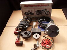 BSA,TRIUMPH ,NORTON CYLINDER ELECTRONIC IGNITION KIT FOR LUCAS K2F,K1F MAGNETOS