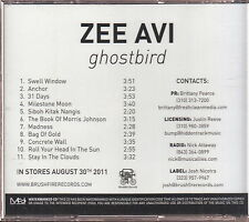 zee avi ghostbird cd limited edition