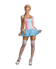 Dreamgirl Women's Rapunzel Let Your Hair Down Costume Size XL 14-16