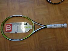 NEW RARE Wilson Ncode N Pro Open 100 head 4 1/2 grip Tennis Racquet