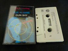 THE SCREAMING BLUE MESSIAHS ULTRA RARE NEW ZEALAND CASSETTE TAPE!