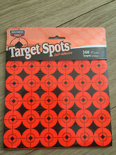 360 Target Spots by Birchwood casey Self adhesive target 1 INCH PACK OF 10 SHEET
