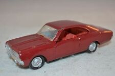 Dinky Toys 1405 Opel Rekord in good repainted condition