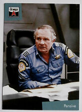 Gerry anderson's lost worlds-carte #23 - space police-imparable cartes 2015