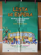 A1655   PELICULA LISTA DE ESPERA  ,Juan Carlos Tabío,Vladimir Cruz, Tahimi Alvar
