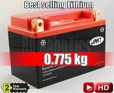 Lithium battery only 775g Kawasaki ZX-6R 636 Ninja 2008 2009 2010 2011 2012 2013
