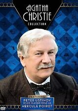 Agatha Christie Collection Peter Ustinov as Hercule Poirot DVD x 3 Movies