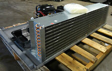 """""""NEW"""" H-DUTY COMMERCIAL 1PH """"EMBRACO"""" 4FANS REFRIGERATION UNIT W/EVAPORATOR PAN"""