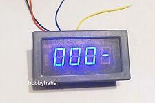 New  Blue AC 0-700V LED Digital Volt Panel Meter