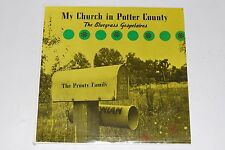 PROUTY FAMILY My Church in Potter Co. BLUEGRASS GOSPELAIRES Private Xian LP