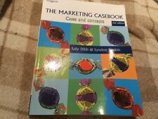 THE MARKETING CASEBOOK CASES AND CONCEPTS DIBB & SIMKIN 2ND 978-1-86152-624-3
