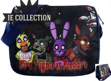 FIVE NIGHTS AT FREDDY'S BORSA A TRACOLLA PERSONAGGI cosplay sac bag borsa foxy 4
