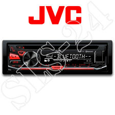 JVC kd-r771bt radio iPhone mp3-tuner cd usb bluetooth freiprechanlage autoradio