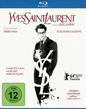 YVES SAINT LAURENT BD  BLU-RAY NEU