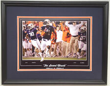 Auburn Football Iron Bowl - The Second Miracle - Tigers beat Bama on the Plains