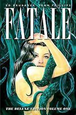 Fatale Deluxe Edition Volume 1-ExLibrary