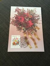1990 Thinking Of You Maxi Card Valentine