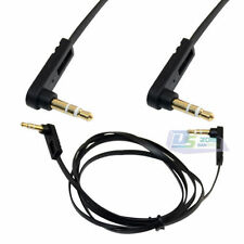 1m/3ft 3.5mm Mini Stereo Plug to Plug Male Aux Cable Audio Auxiliary Lead PC Car