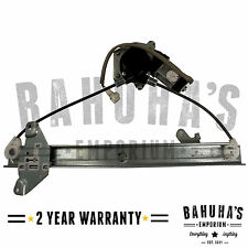 TOYOTA CARINA E REAR LEFT/PASSENGER SIDE WINDOW REGULATOR WITH 2 PIN MOTOR 92-97